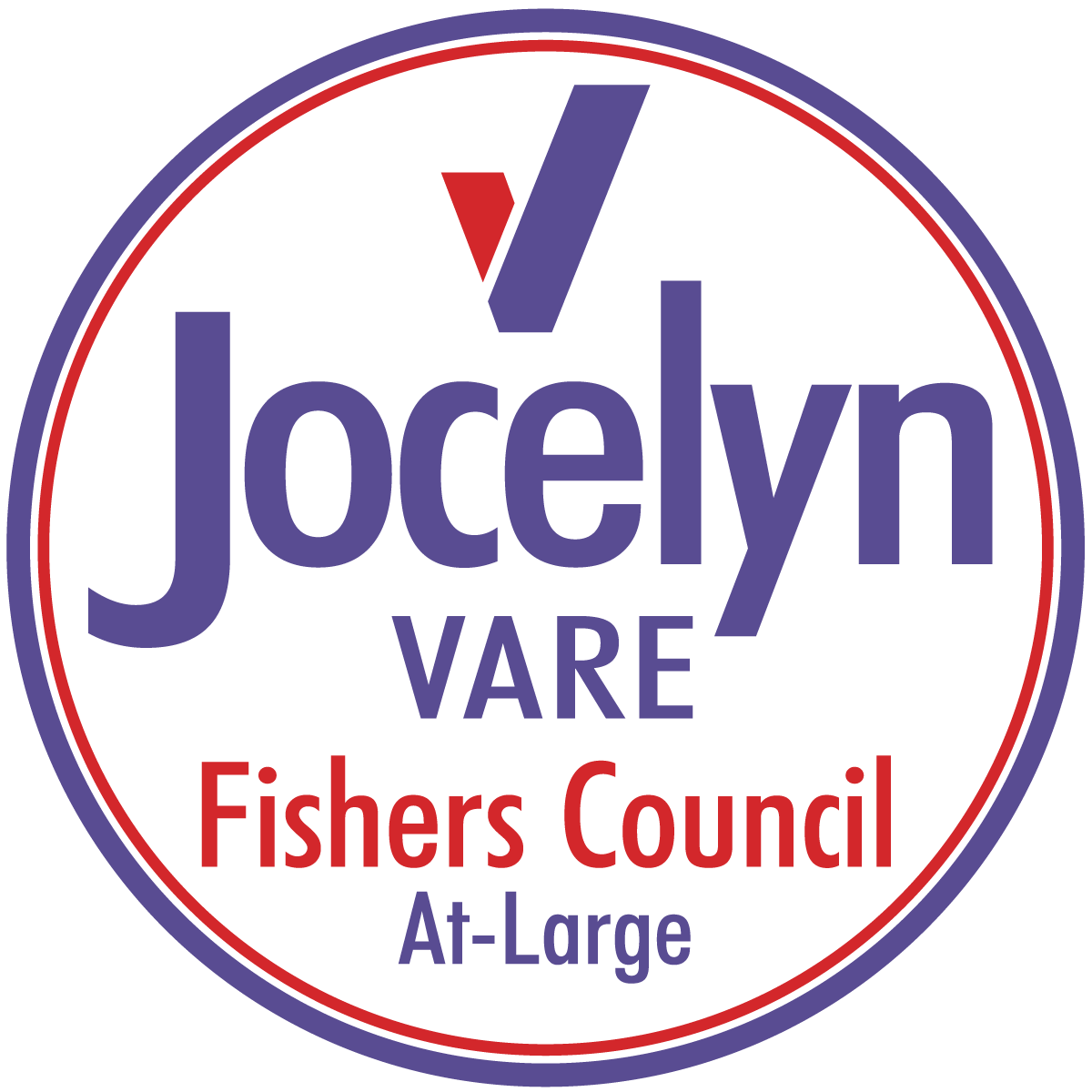 Jocelyn Vare for Fishers