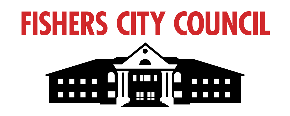 City Council, Fishers, City Hall